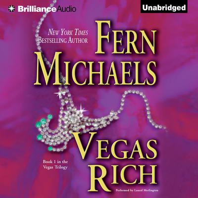 Vegas Rich Audiobook, by