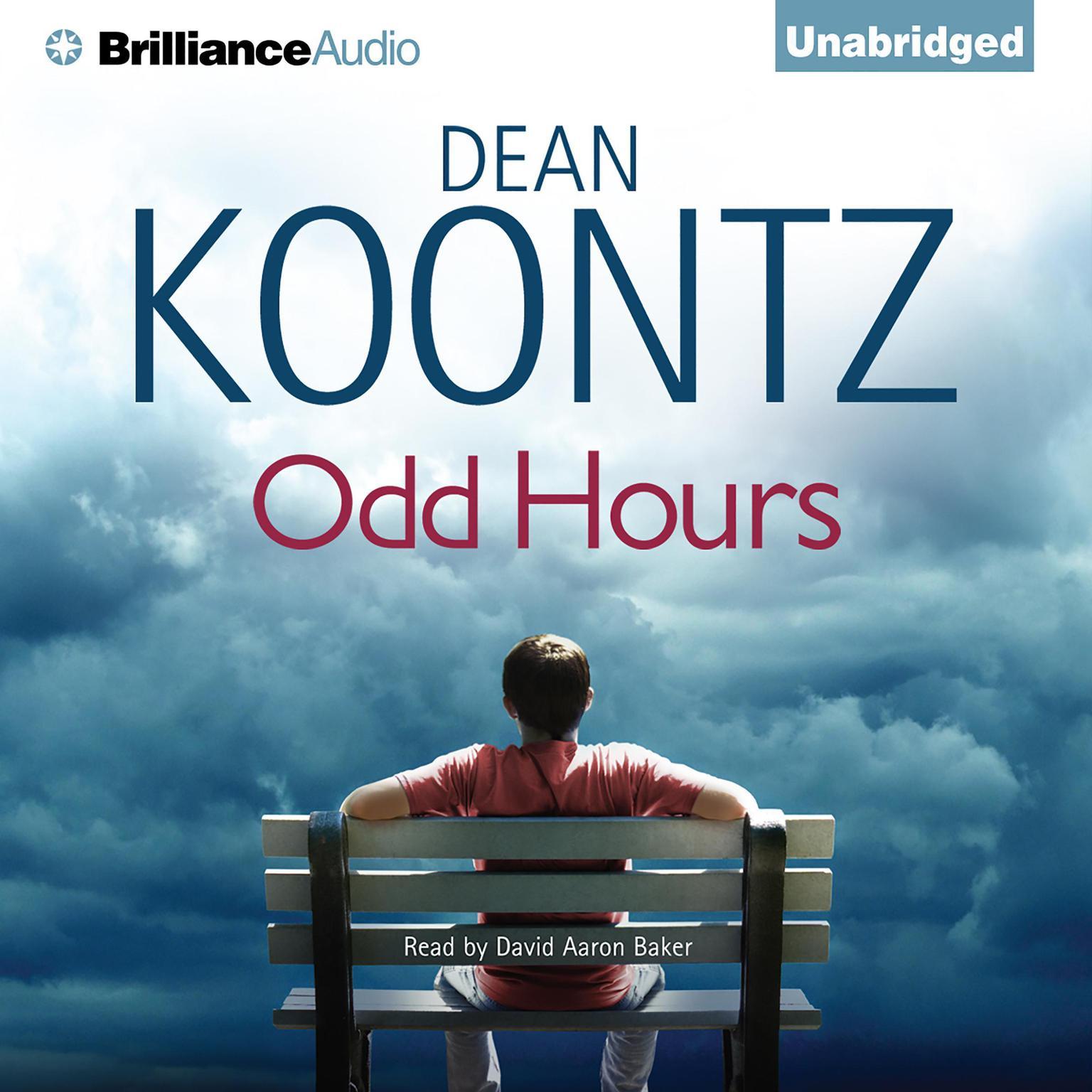 Printable Odd Hours Audiobook Cover Art