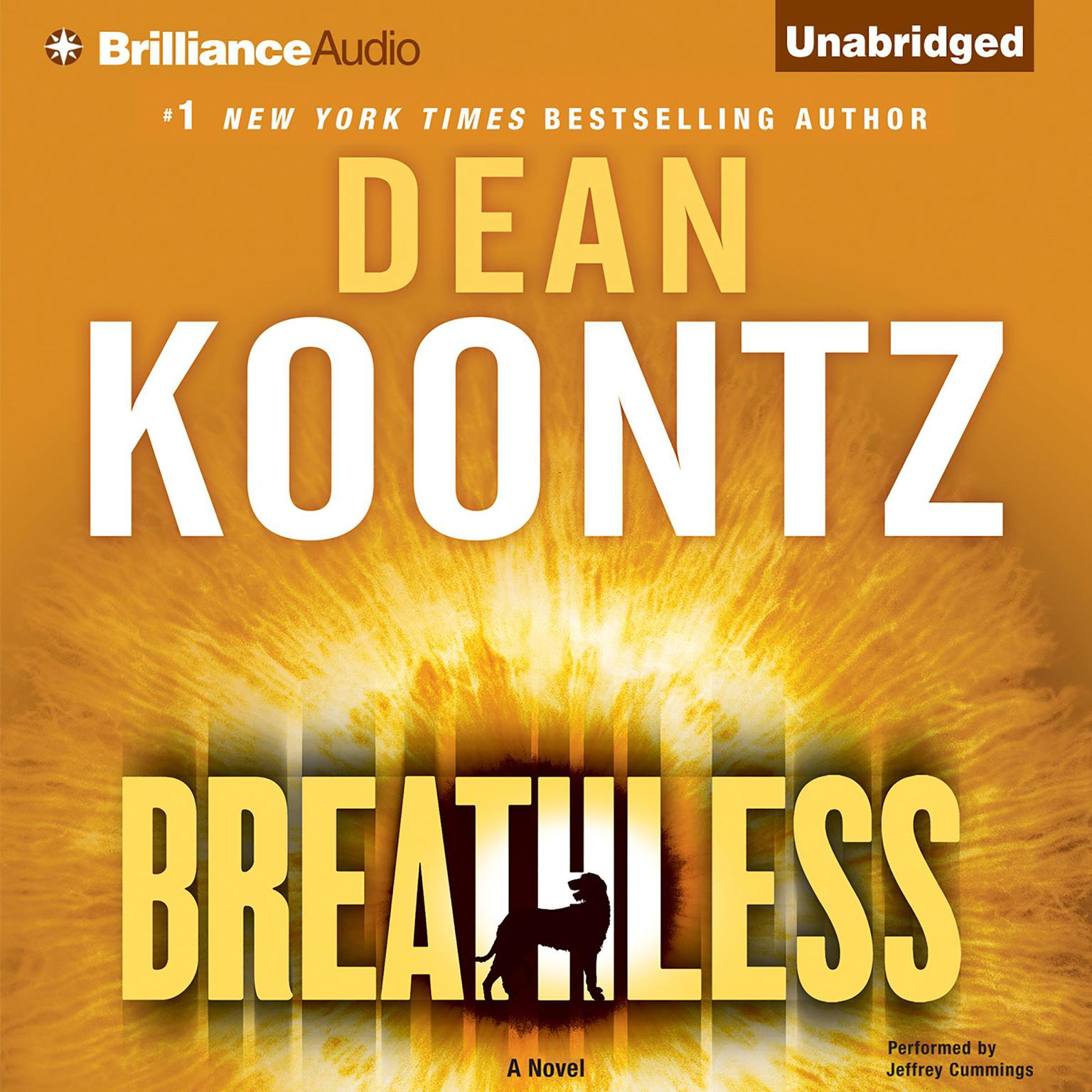 Printable Breathless Audiobook Cover Art