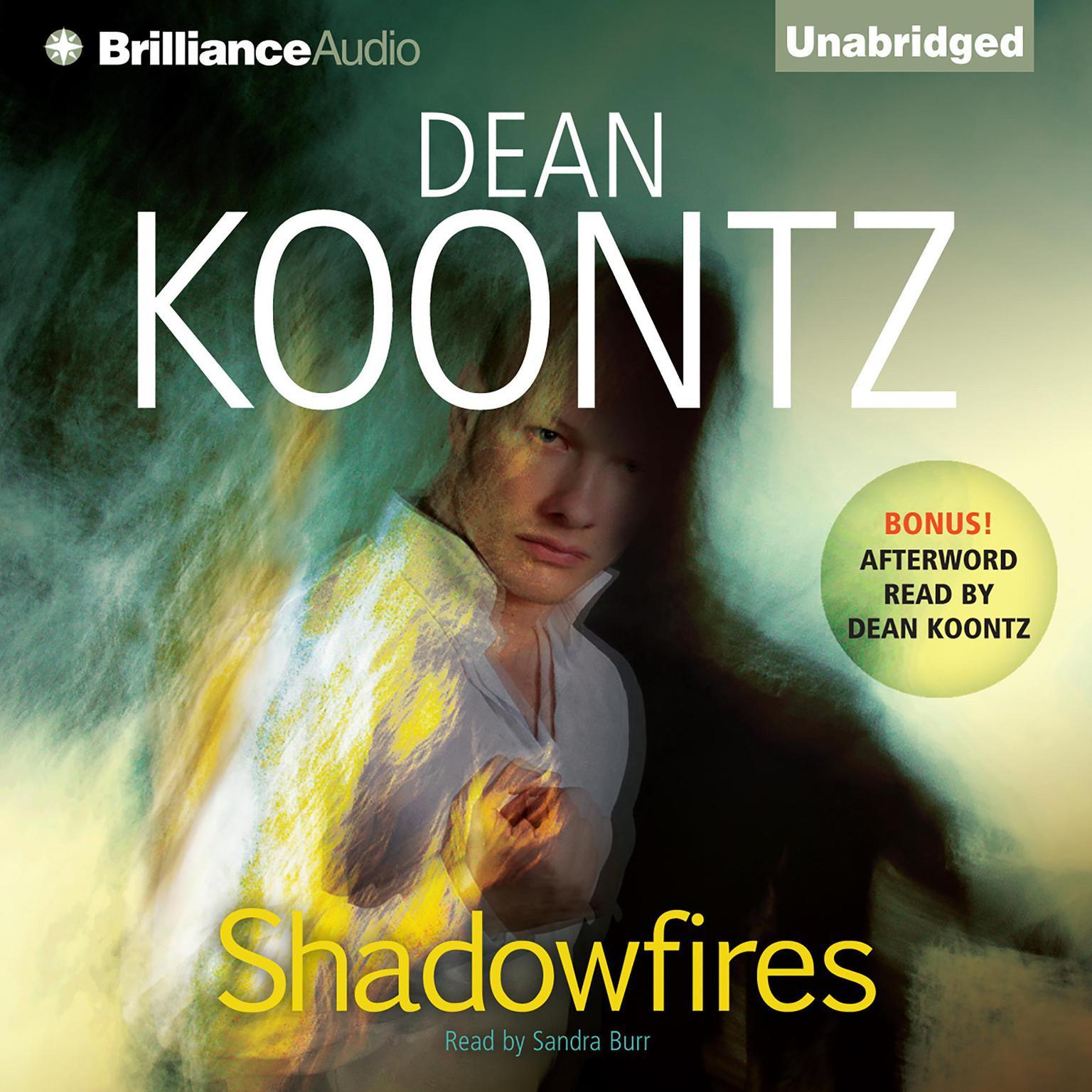 Printable Shadowfires Audiobook Cover Art