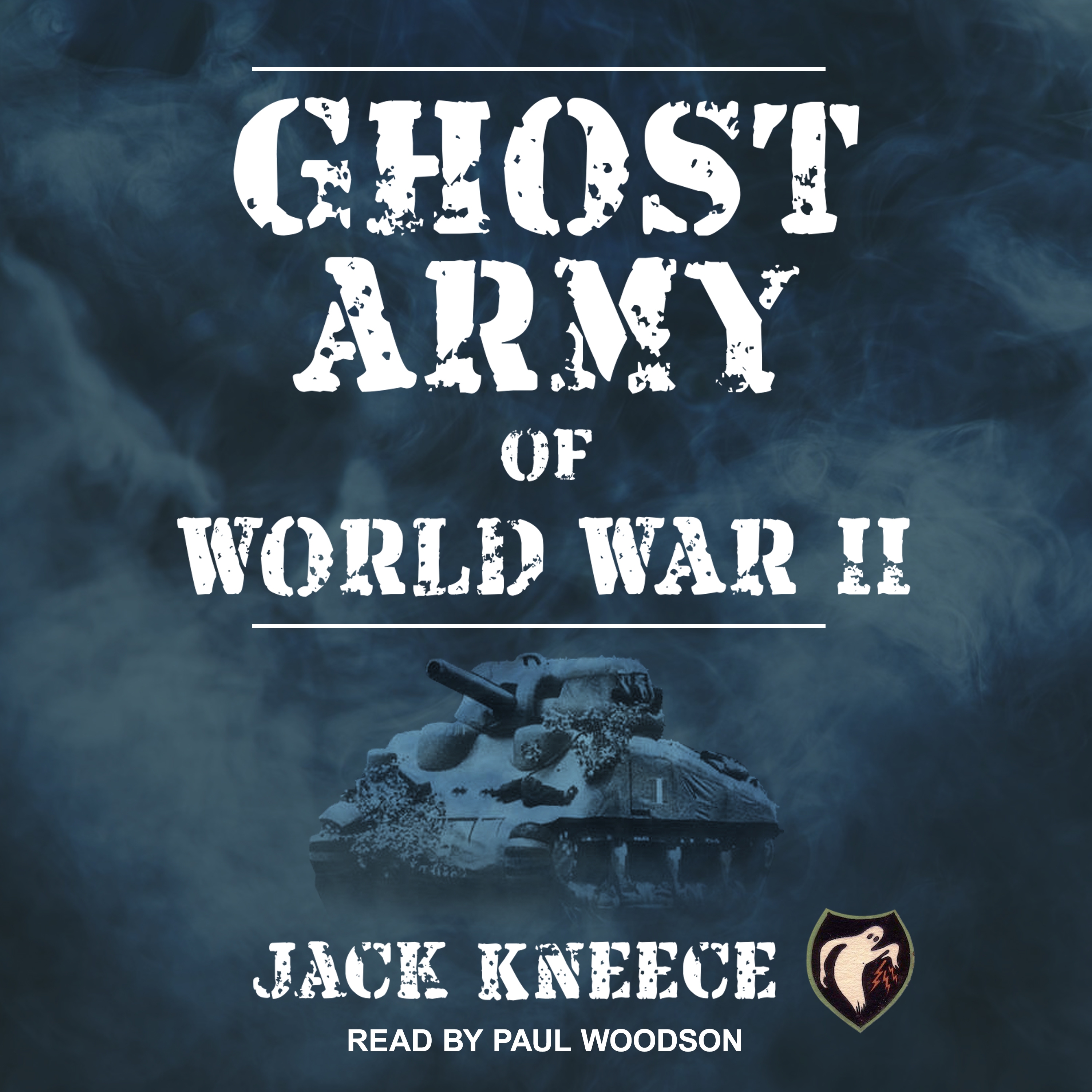 Printable Ghost Army of World War II Audiobook Cover Art