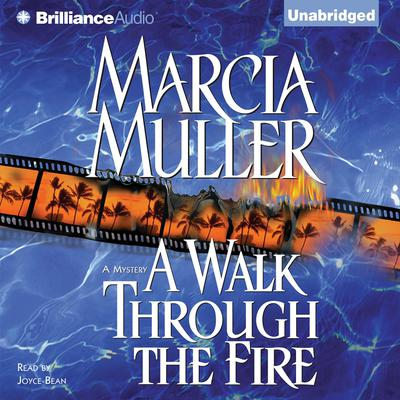 A Walk through the Fire Audiobook, by Marcia Muller