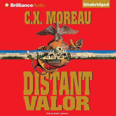Distant Valor Audiobook, by C. X. Moreau