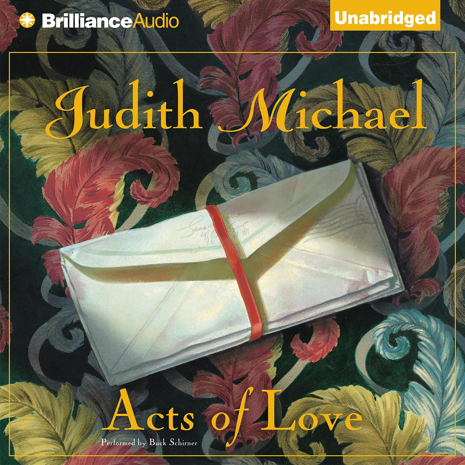 Printable Acts of Love Audiobook Cover Art
