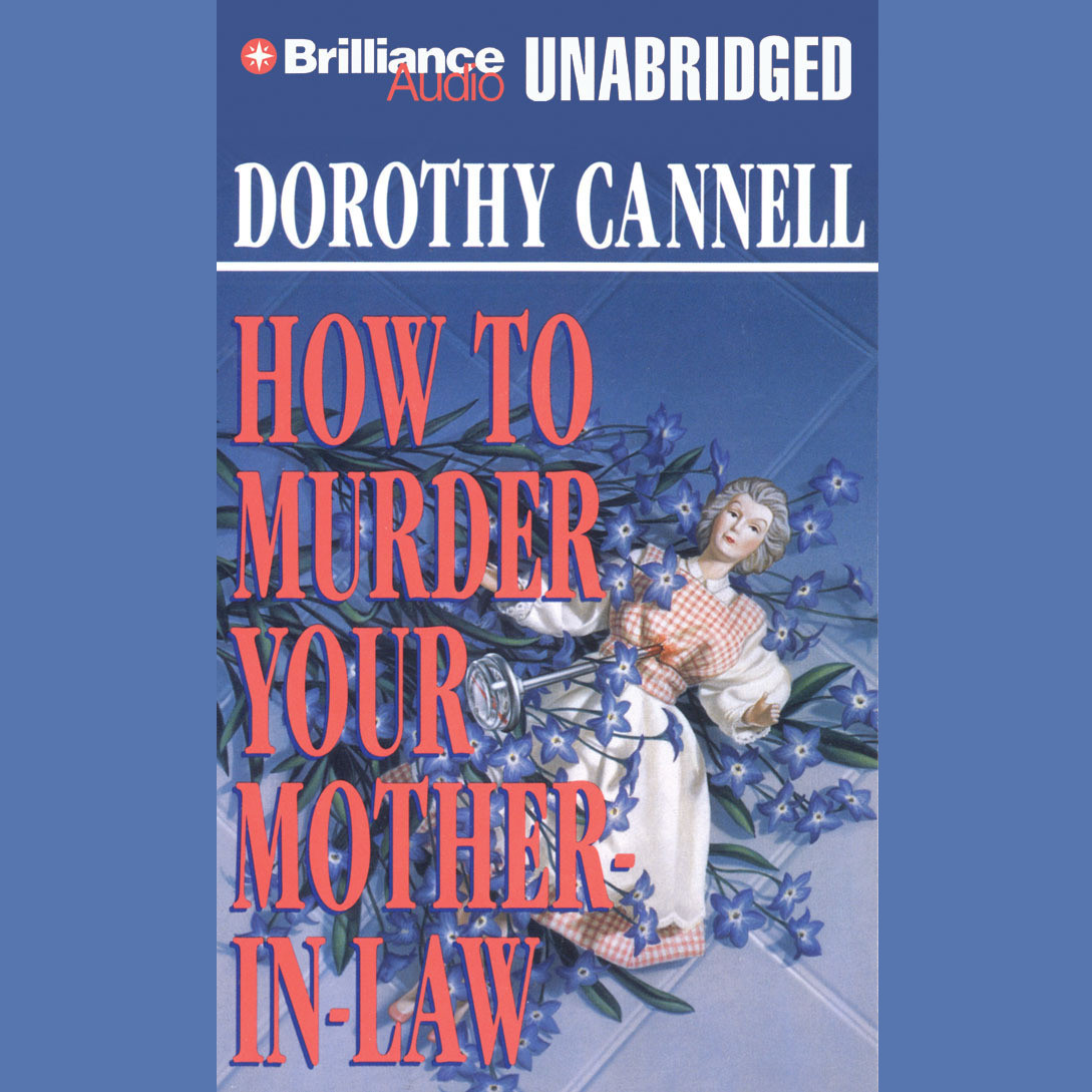 Printable How to Murder Your Mother-In-Law Audiobook Cover Art