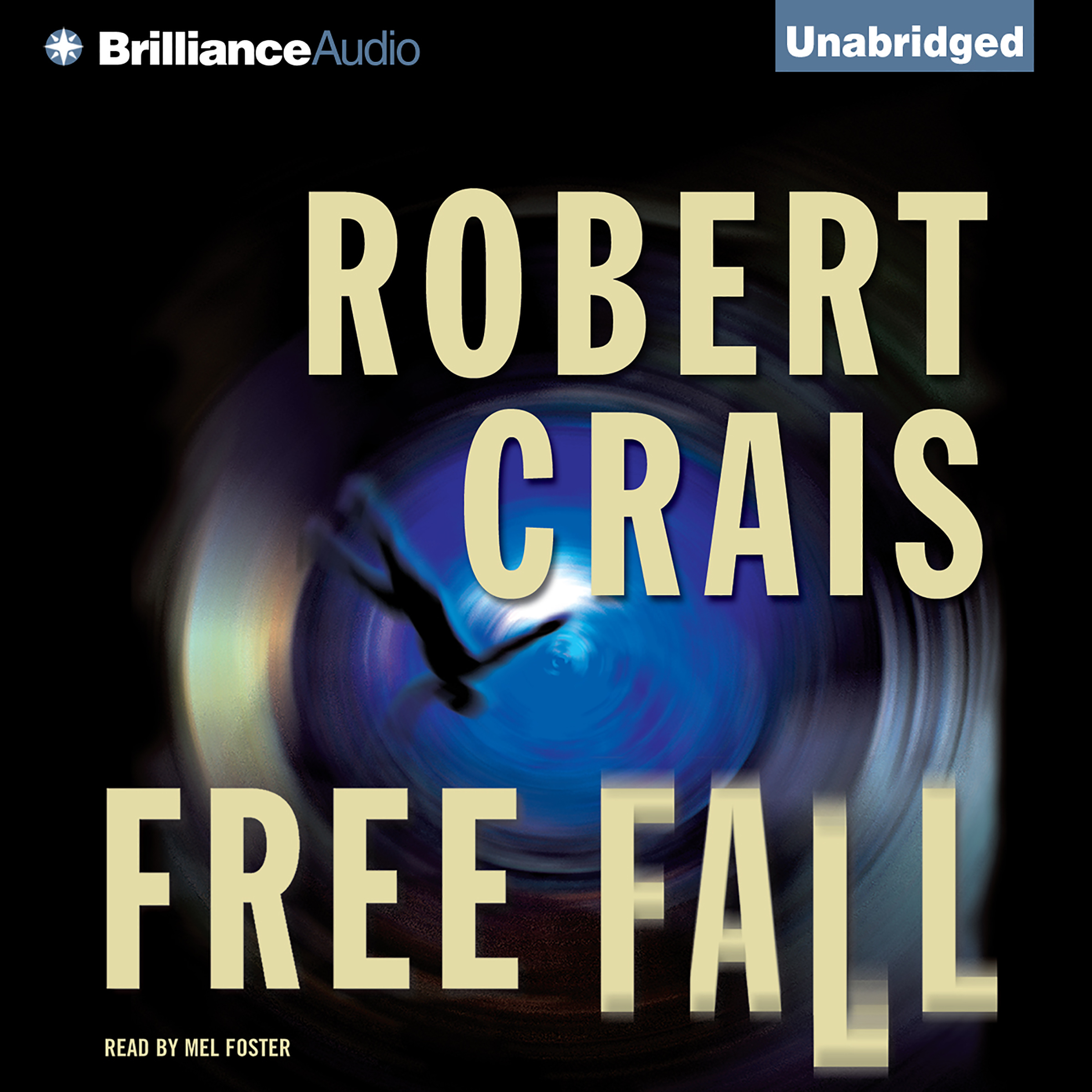 Printable Free Fall Audiobook Cover Art