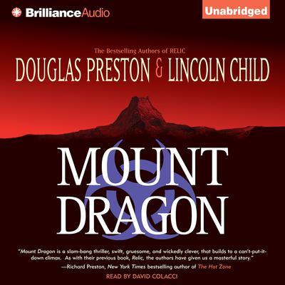Mount Dragon Audiobook, by Douglas Preston