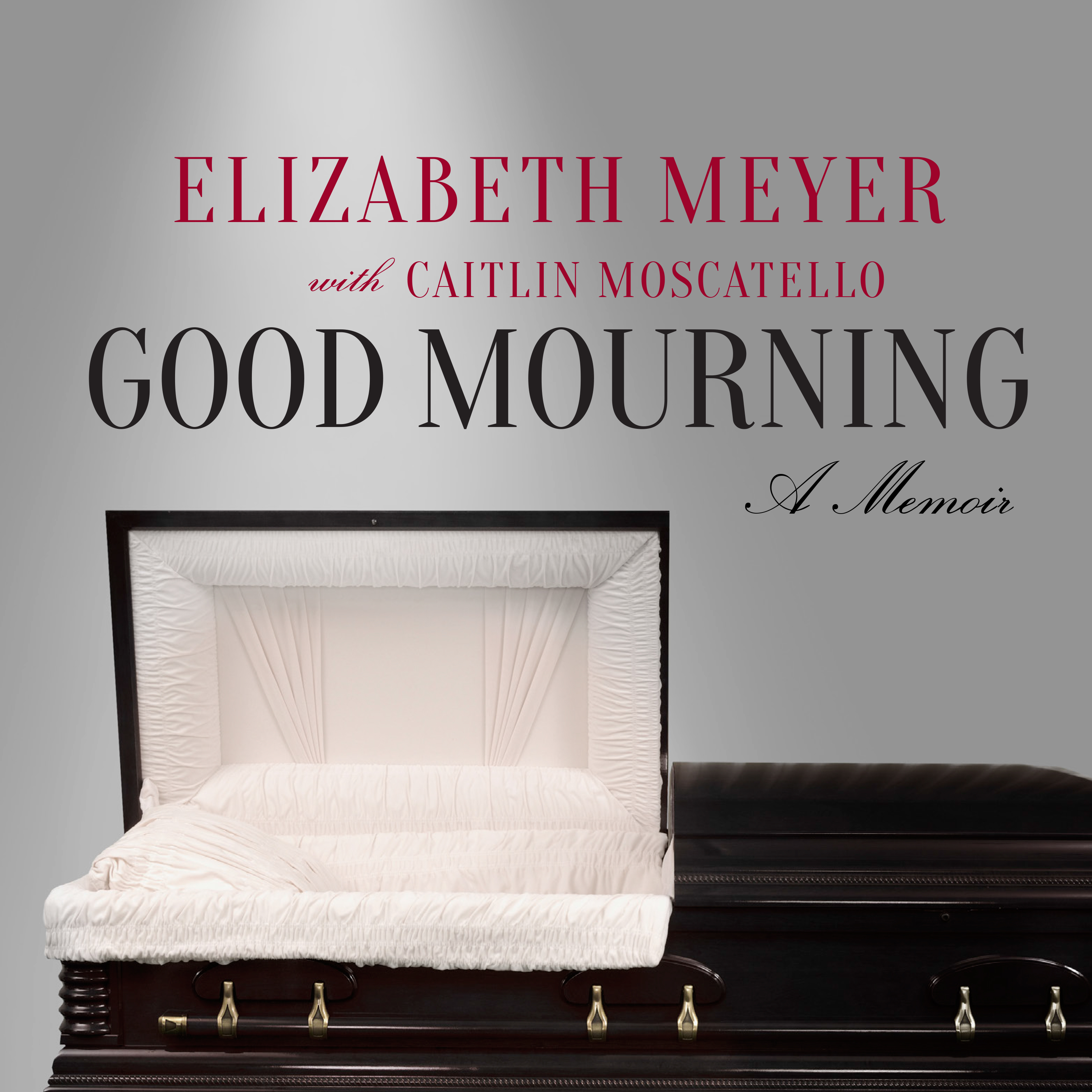 Printable Good Mourning Audiobook Cover Art