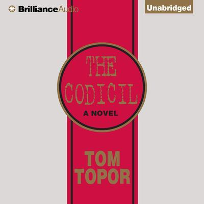 The Codicil Audiobook, by Tom Topor