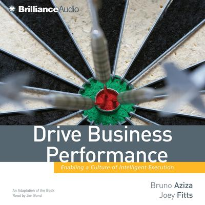 Drive Business Performance: Enabling a Culture of Intelligent Execution Audiobook, by Bruno Aziza