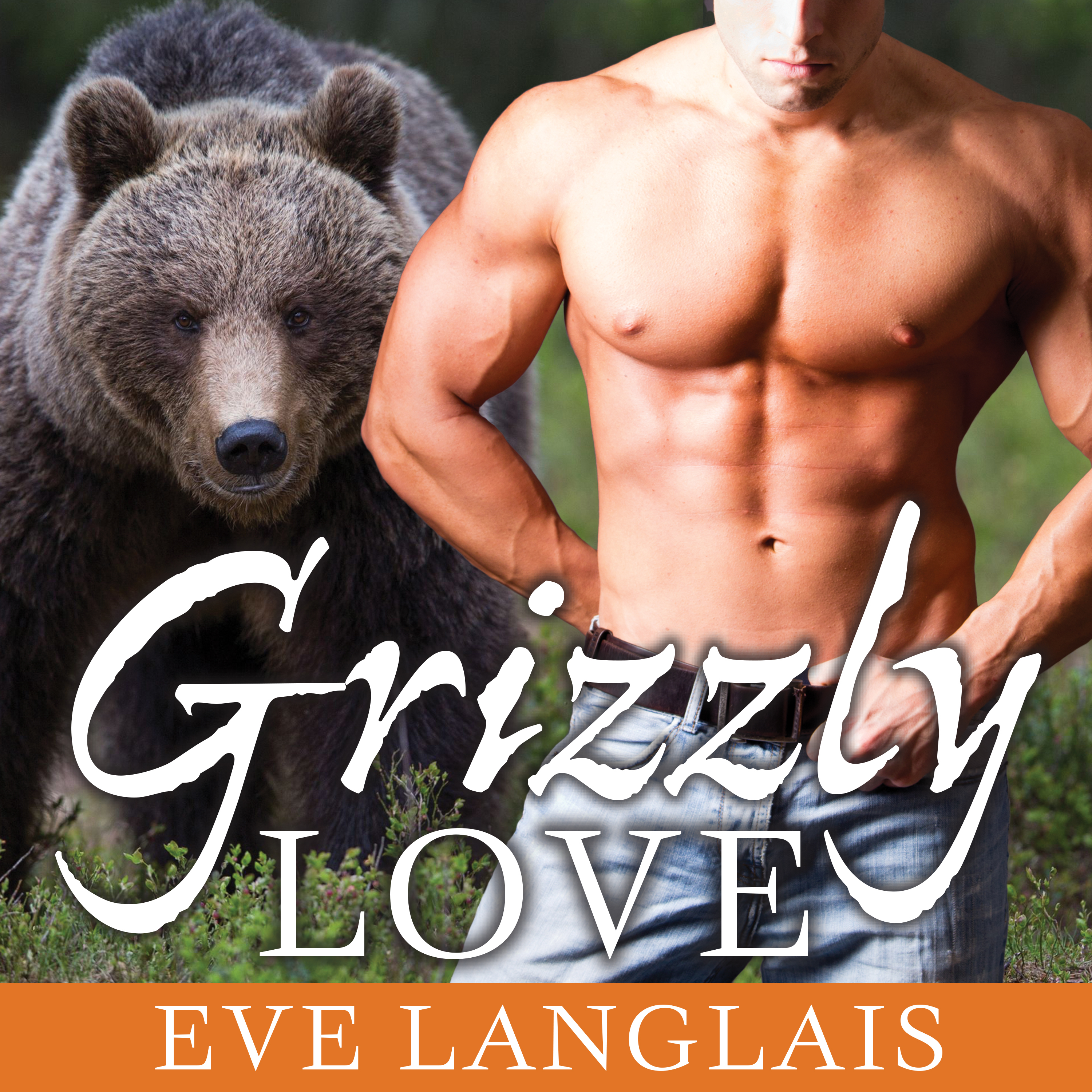 Printable Grizzly Love Audiobook Cover Art