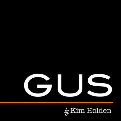 Gus Audiobook, by Kim Holden