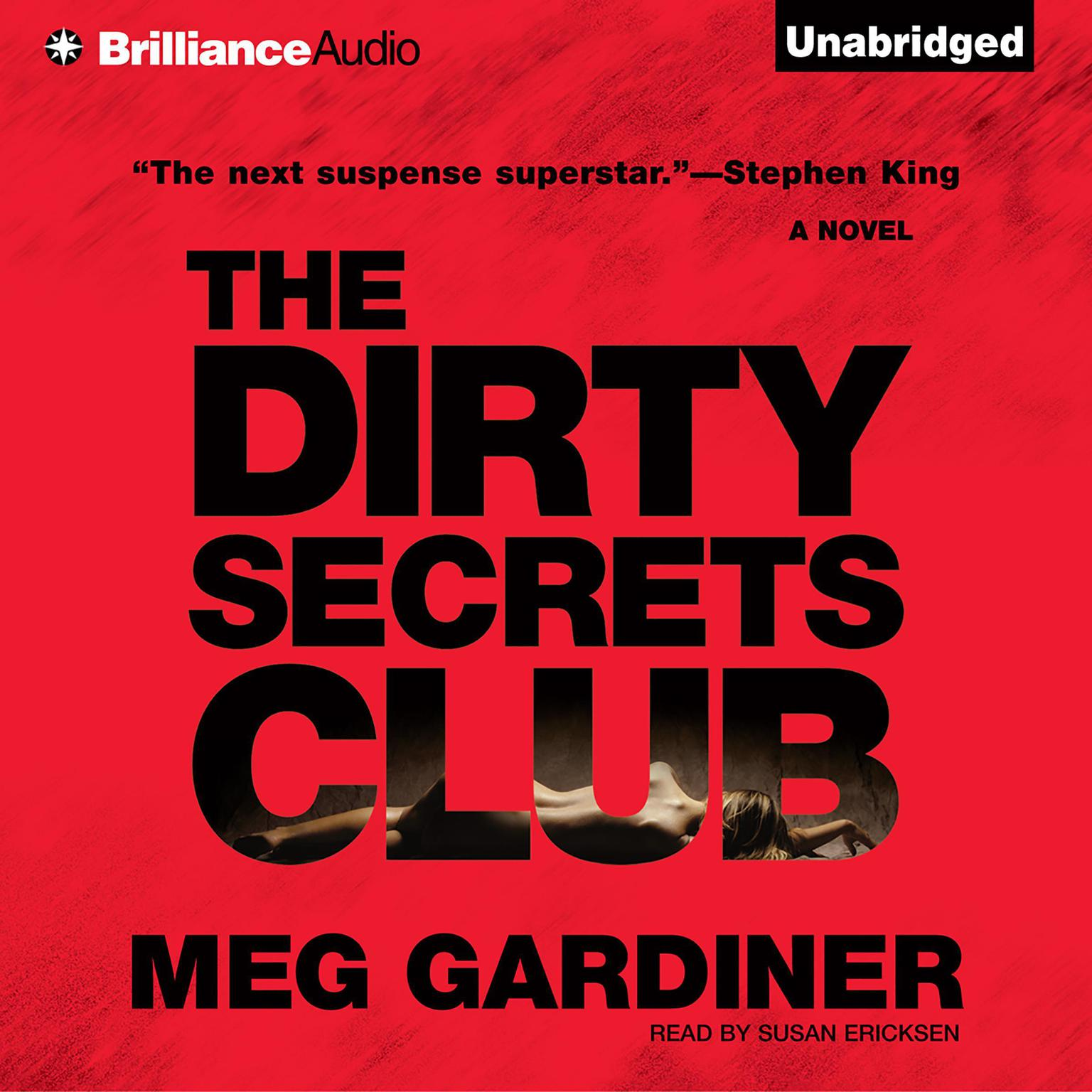 Printable The Dirty Secrets Club: A Novel Audiobook Cover Art