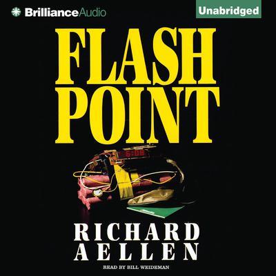 Flashpoint Audiobook, by Richard Aellen