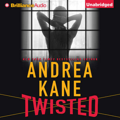 Twisted Audiobook, by Andrea Kane