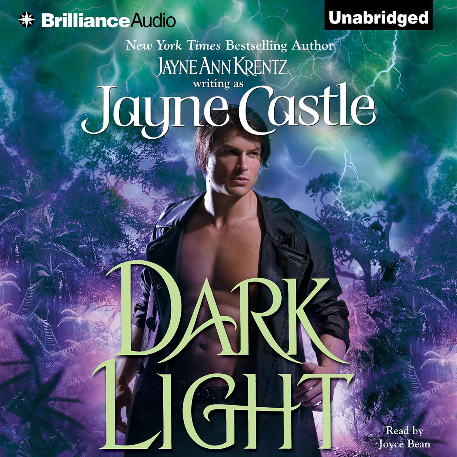 Printable Dark Light Audiobook Cover Art