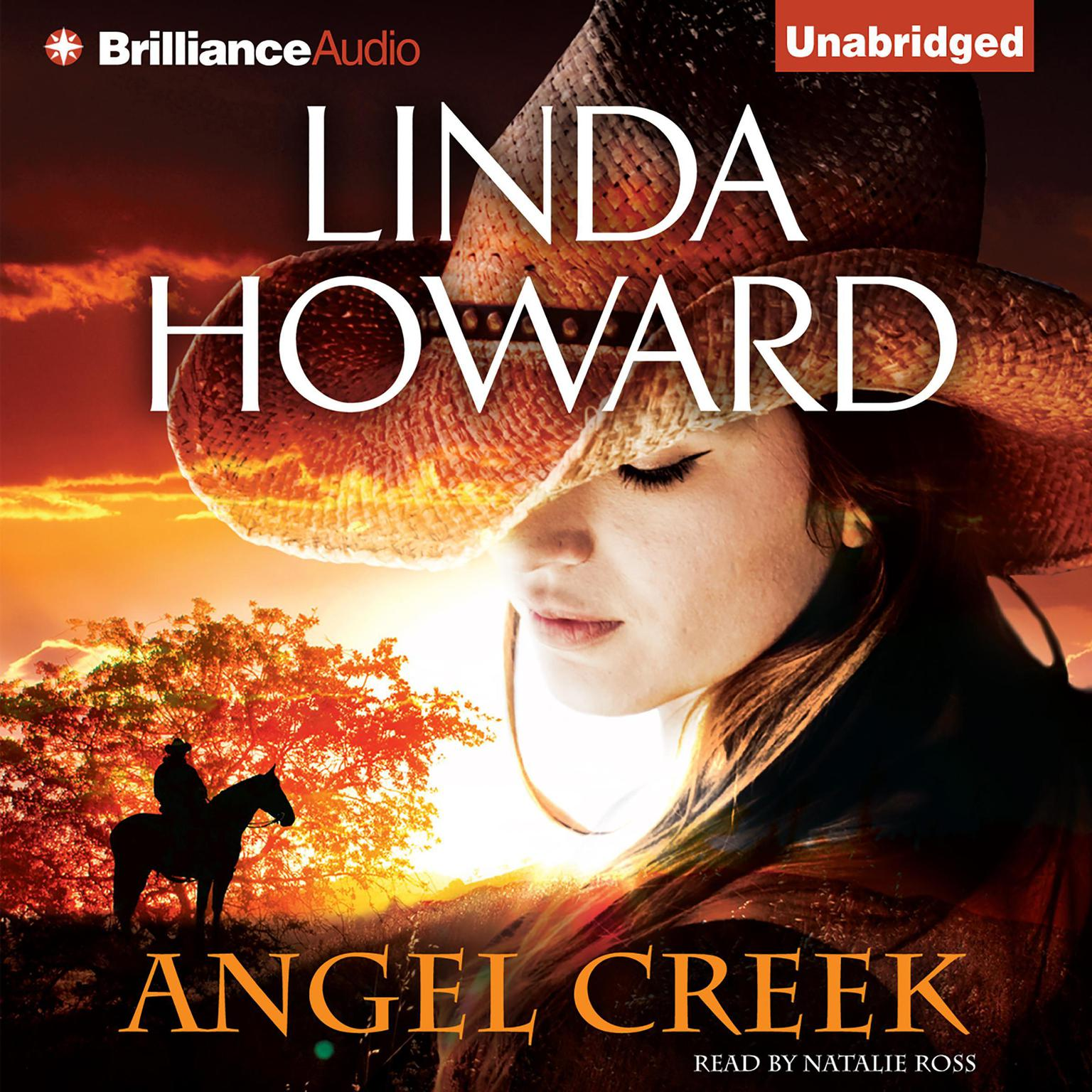 Printable Angel Creek Audiobook Cover Art