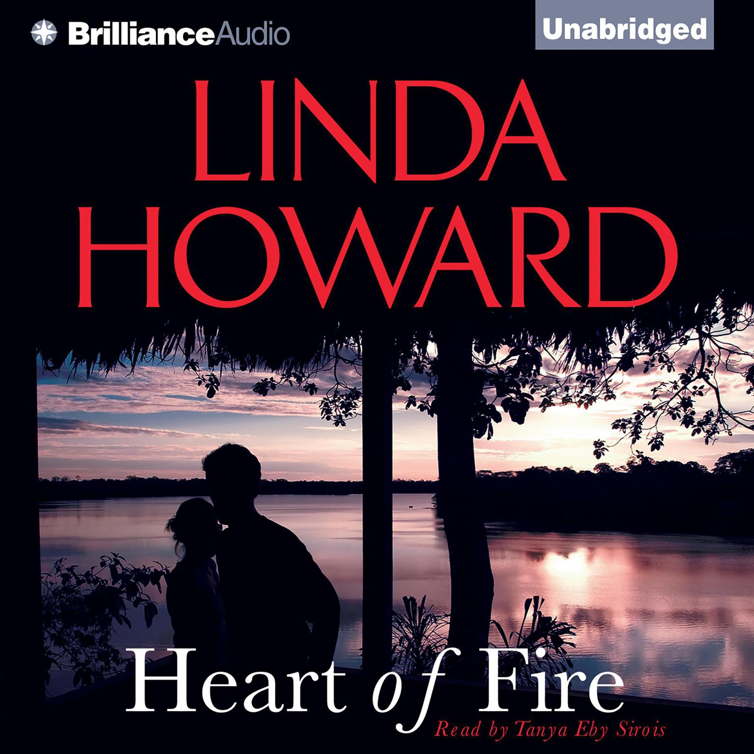 Printable Heart of Fire Audiobook Cover Art
