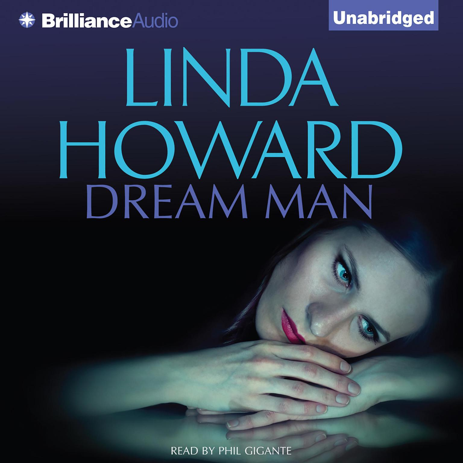 Printable Dream Man Audiobook Cover Art