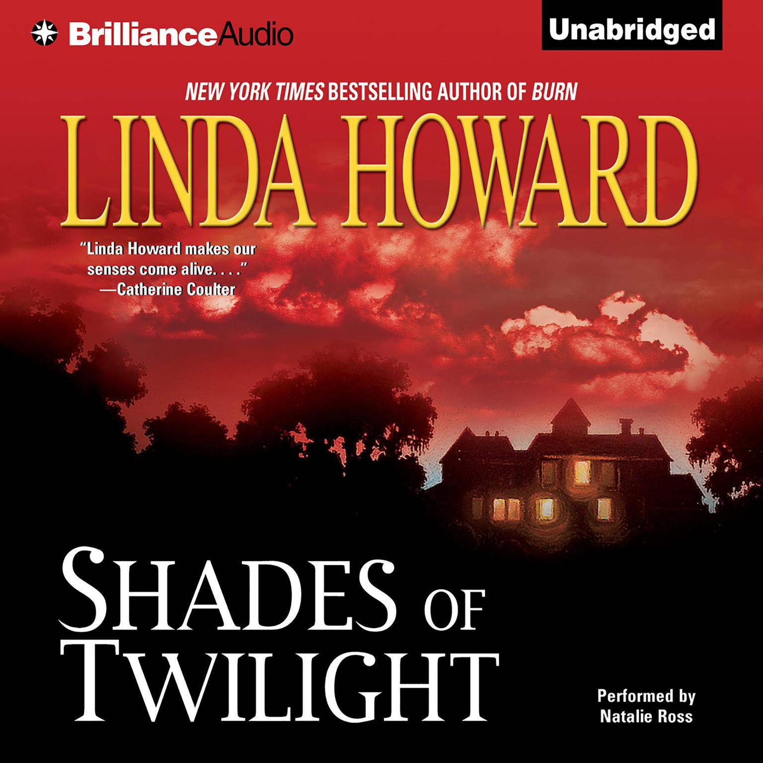 Printable Shades of Twilight Audiobook Cover Art