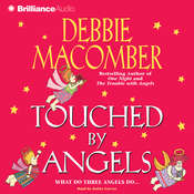 Touched by Angels Audiobook, by Debbie Macomber