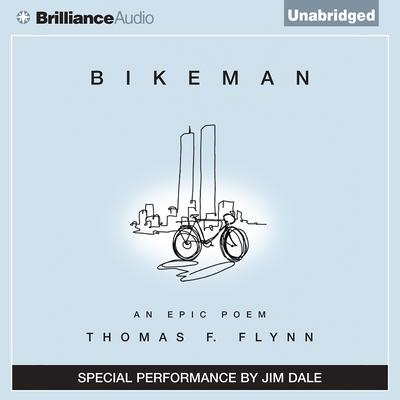 Bikeman Audiobook, by Thomas F. Flynn