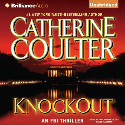 KnockOut Audiobook, by Catherine Coulter