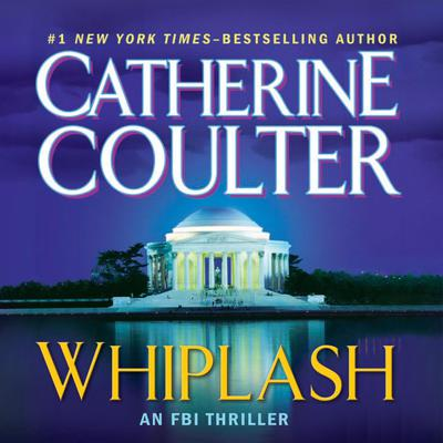 Whiplash Audiobook, by Catherine Coulter