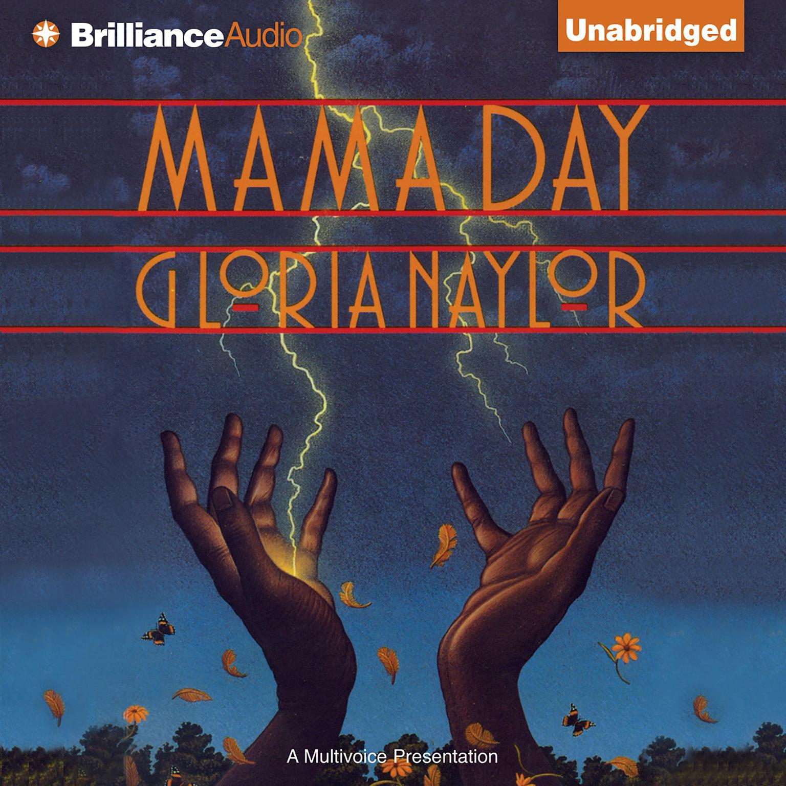 Printable Mama Day Audiobook Cover Art