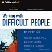 Working with Difficult People Audiobook, by Kathleen Lundin