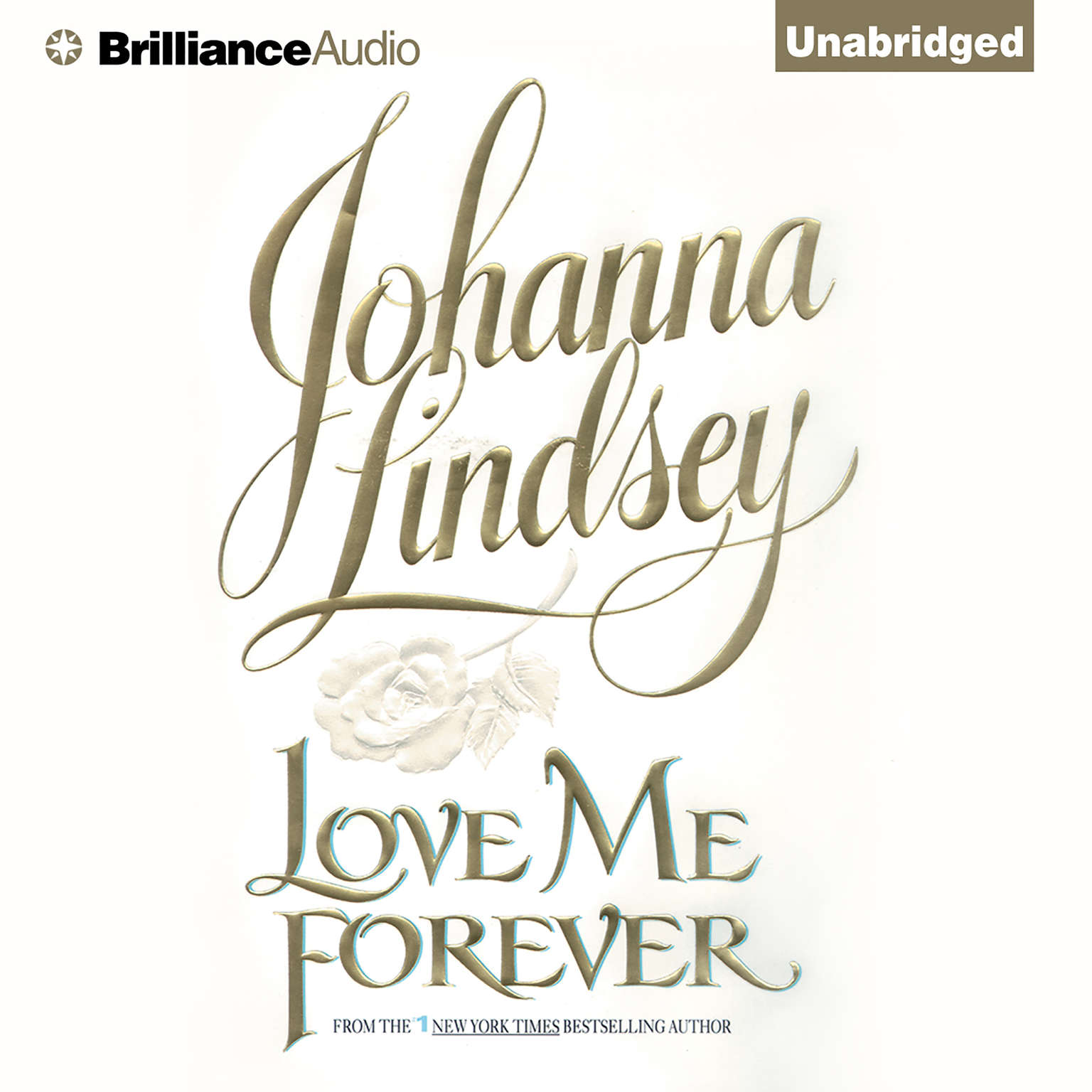 Printable Love Me Forever Audiobook Cover Art
