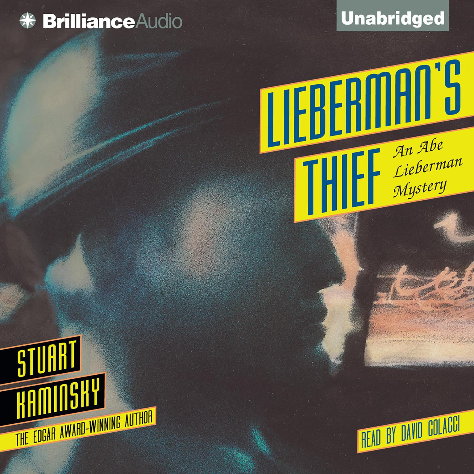 Printable Lieberman's Thief Audiobook Cover Art