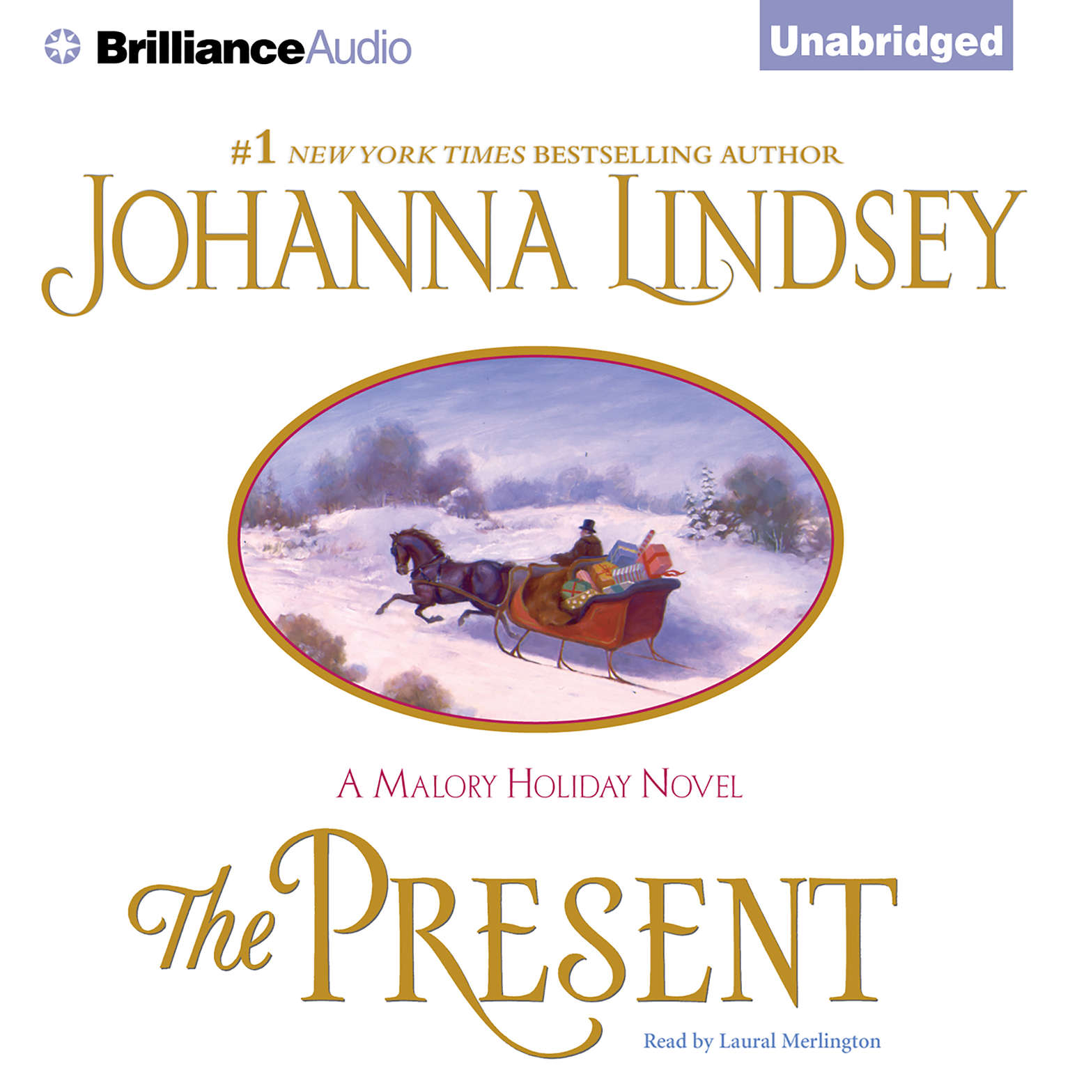 Printable The Present Audiobook Cover Art