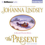 The Present Audiobook, by Johanna Lindsey