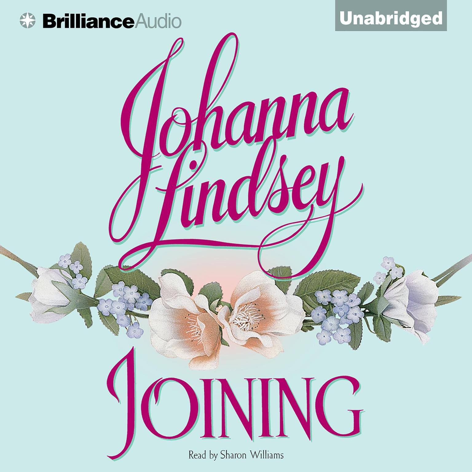 Printable Joining Audiobook Cover Art