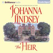 The Heir Audiobook, by Johanna Lindsey