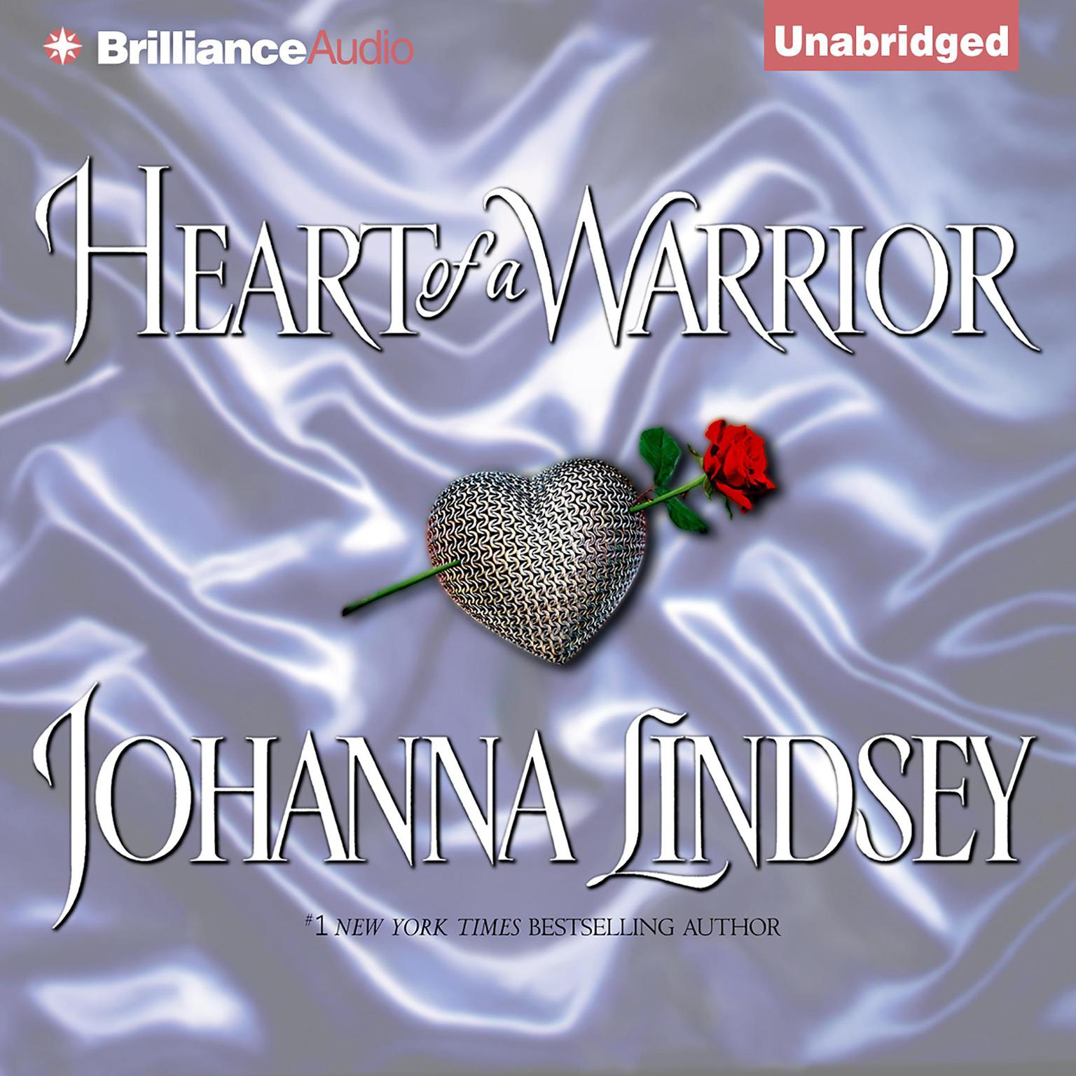 Printable Heart of a Warrior Audiobook Cover Art