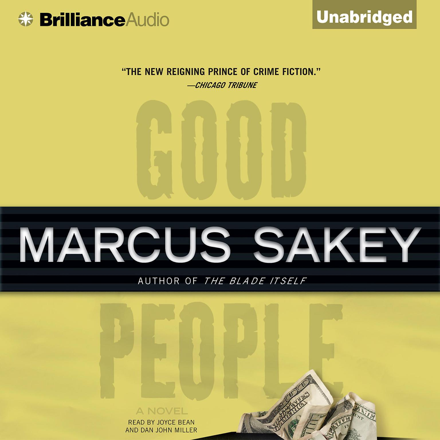 Printable Good People Audiobook Cover Art