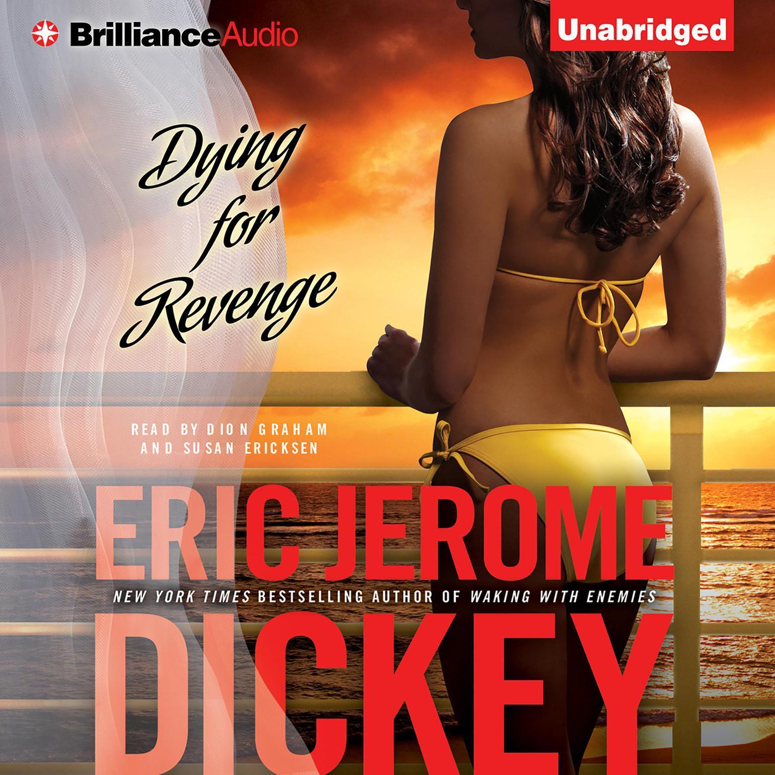 Printable Dying for Revenge Audiobook Cover Art