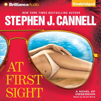 At First Sight Audiobook, by Stephen J. Cannell