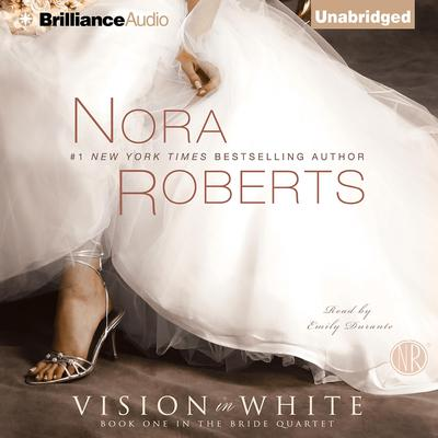 Vision in White Audiobook, by Nora Roberts