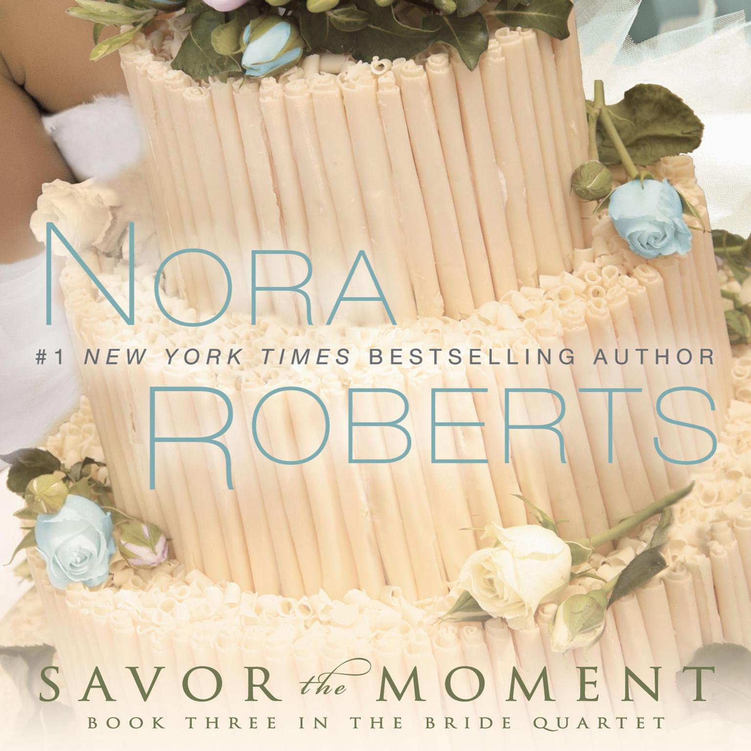 Printable Savor the Moment Audiobook Cover Art