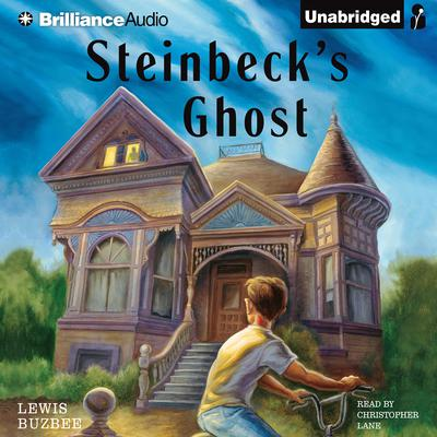 Steinbecks Ghost Audiobook, by Lewis Buzbee