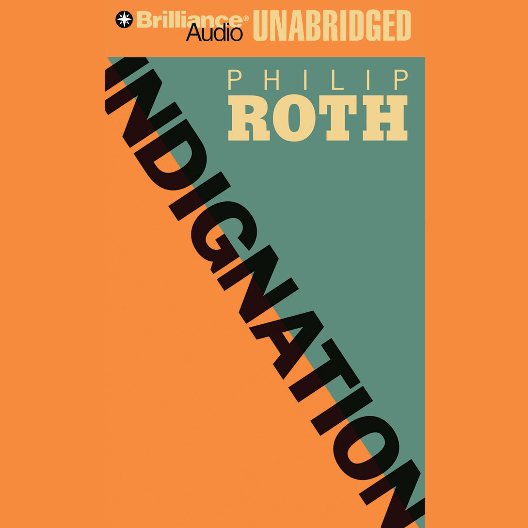 Printable Indignation Audiobook Cover Art