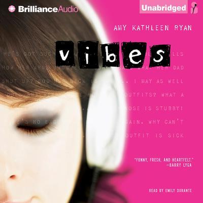 Vibes Audiobook, by Amy Kathleen Ryan