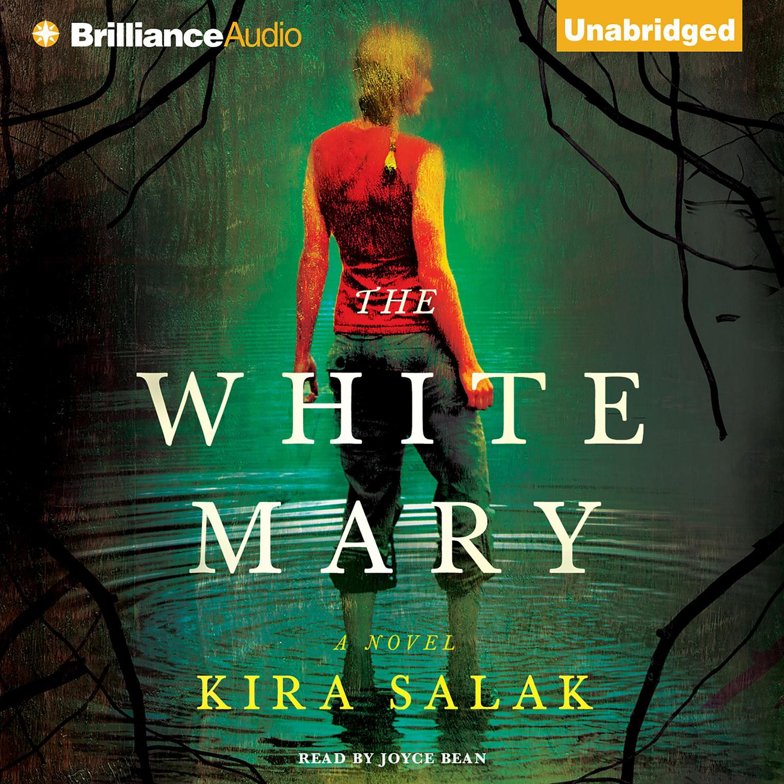 Printable The White Mary Audiobook Cover Art