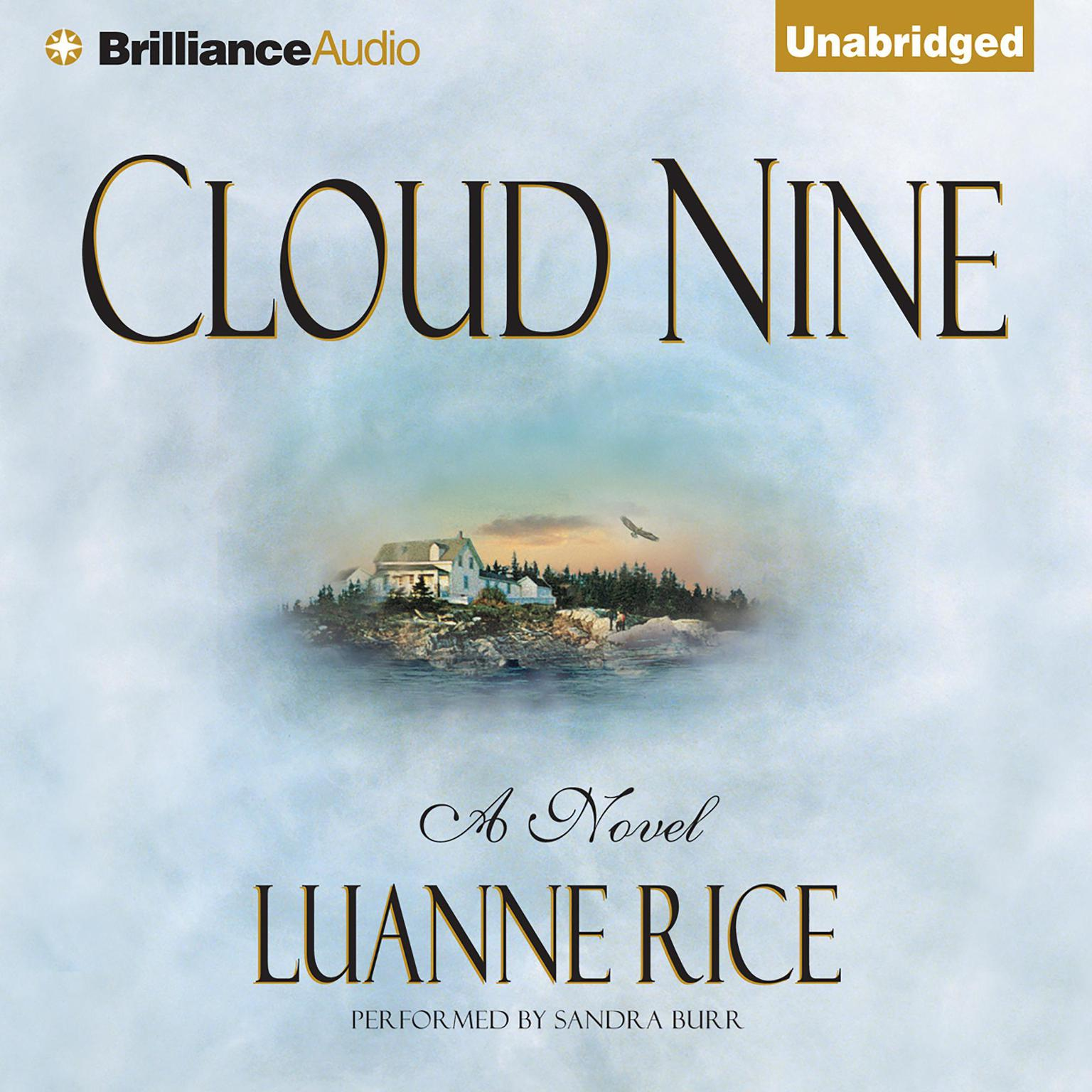 Printable Cloud Nine Audiobook Cover Art