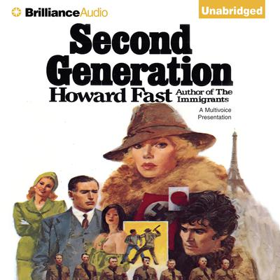 Second Generation Audiobook, by Howard Fast