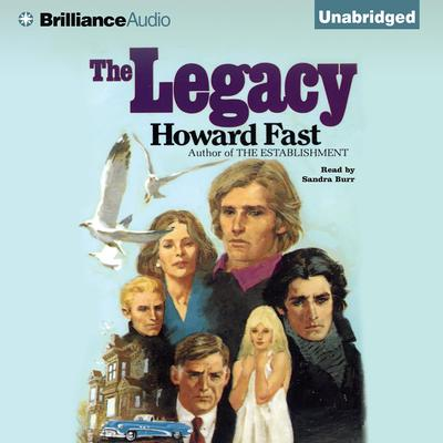 The Legacy Audiobook, by Howard Fast