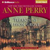 Treason at Lisson Grove Audiobook, by Anne Perry